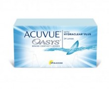 Acuvue Oasys with Hydraclear Plus, 24 линзы