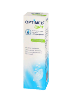 Optimed Light 125 ml